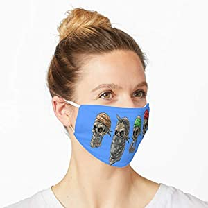 One size fits all Comfortable and breathable Great For Outdoor Activities Such As Cycling, Walking, Hiking, Jogging, Running, Skiing, Snowboarding, Skateboarding, Scooting Etc. Contoured shape and earholes fit many face shapes & size We Sell More Tha...
