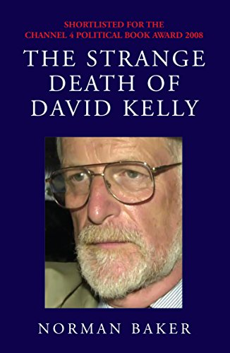 The Strange Death of David Kelly (English Edition)