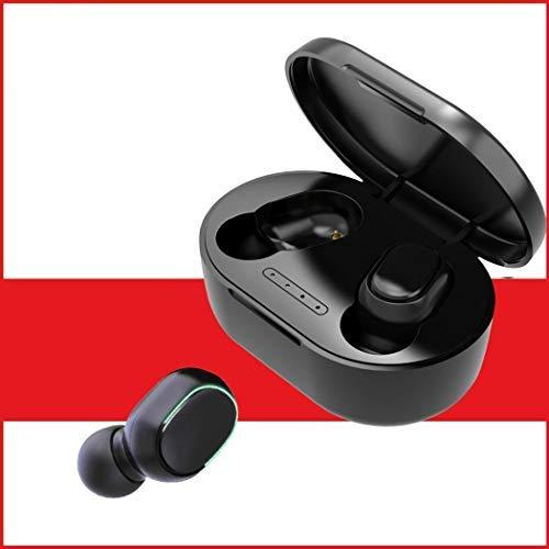 Cadiyo Mini Auricolari Wireless Accoppiamento Automatico Auricolare Stereo in-Ear con Custodia di...