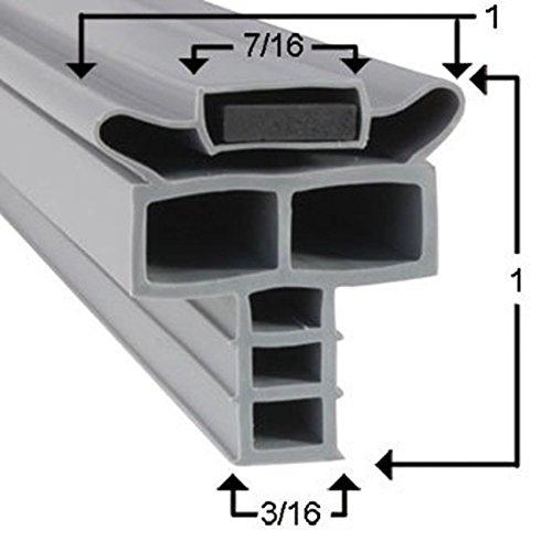Randell Model 84111N Magentic Door Gasket