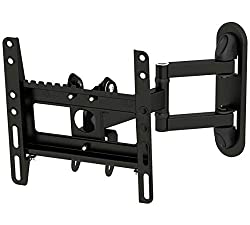 Offering the ability to mount your TV perfectly in a corner or adjust to view from any angle. Secures TVs up to 20kg and includes clear instructions plus fixings for Solid or Stud Walls. Please check your TVs VESA mounting pattern and weight to ensur...
