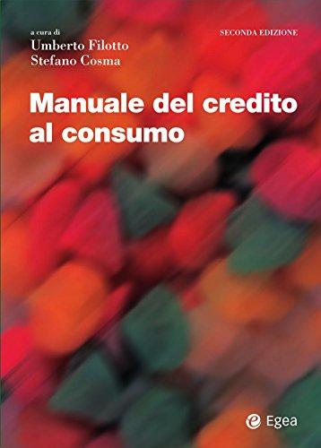 Manuale del credito al consumo - II edizione (Reference)