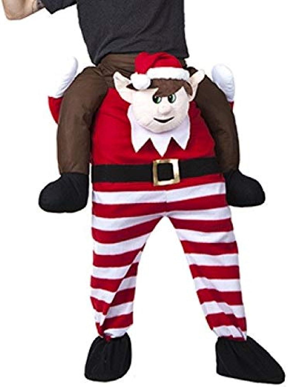 hasta 60% de descuento Disfraz de Elfos Mal levantados Levántate para Arriba Disfraz Disfraz Disfraz - Disfraz de Elfo - Vestir de Navidad  compra limitada