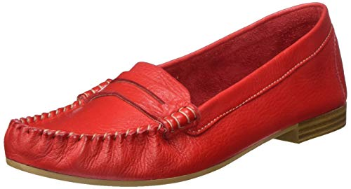 Tamaris Damen 1-1-24213-24 Slipper, Rot (RED 500), 40 EU