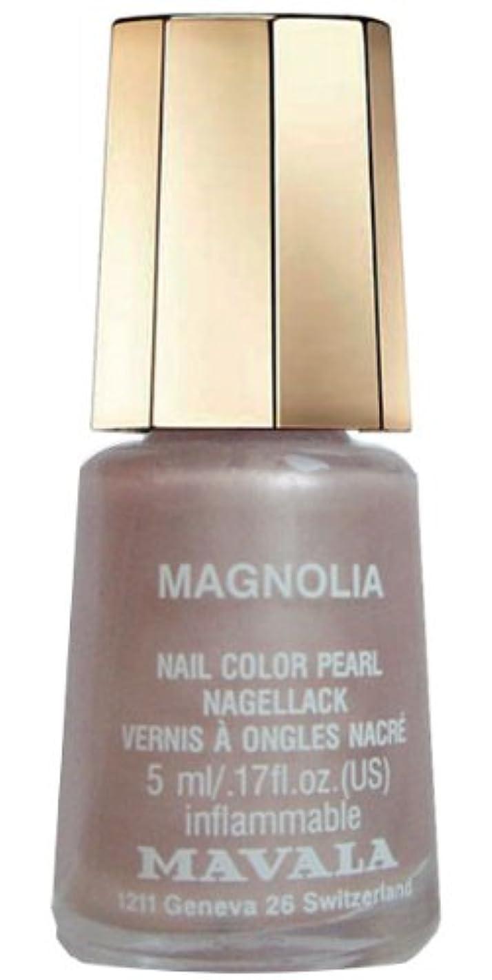 環境シェア解くMAVALA マヴァラ ネイルカラー 329 マグノリア