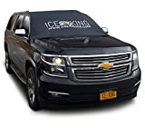 Magnetic Windshield Cover - Huge Size Fits Any Car, Truck, SUV, Van or Automobile - Keeps Ice & Snow...