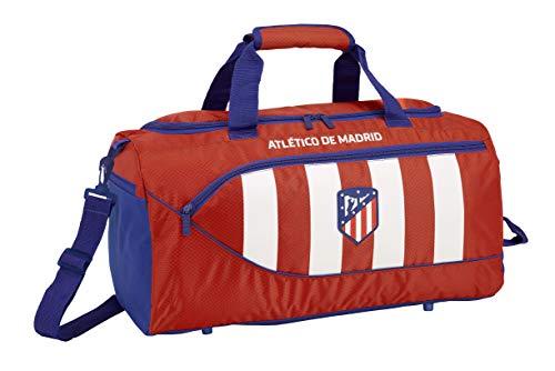 Atletico De Madrid 2018 Sporttas voor kinderen, 50 cm, rood (Rojo)