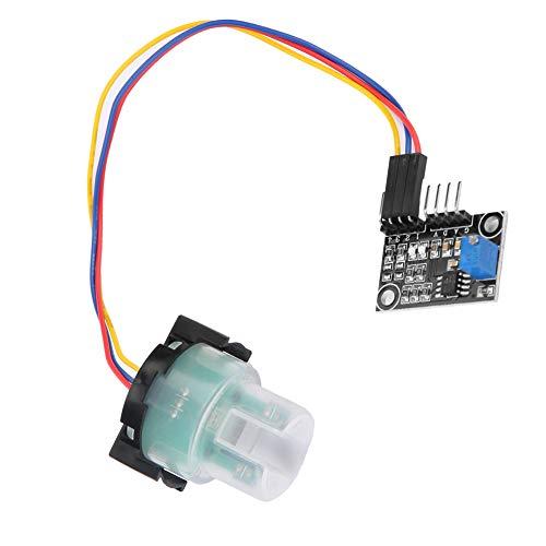 Changor Módulo de sensor de turbidez, Ccd fácil de cablear, partículas suspendidas líquidas turbidas Turbidez