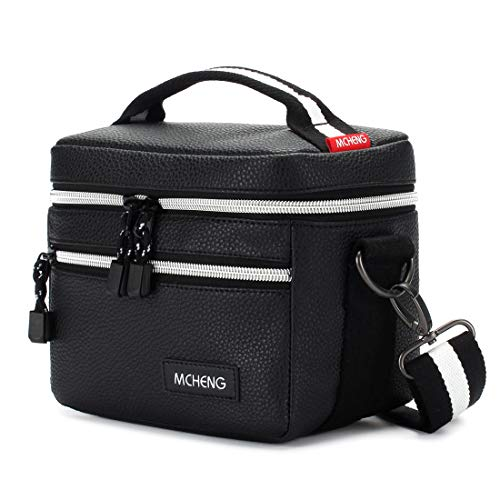 MCHENG Waterproof Shock Resistant Camera Messenger Bag