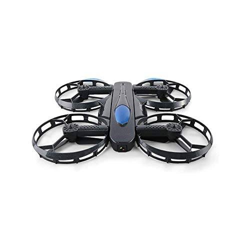 LKNJLL Mini RC Aviones no tripulados sin Cabeza Quadcopter 2,4 GHz de 4 Canales 4 Eje helicóptero teledirigido de Interior/Exterior de Vuelo del avión pequeño con una Clave de Retorno for el princip