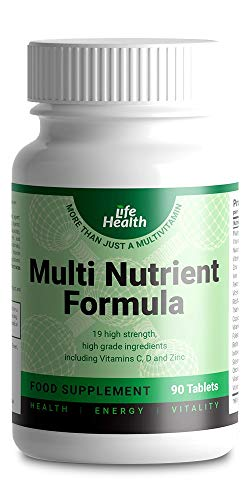 Life Health Multi Nutrient Formula
