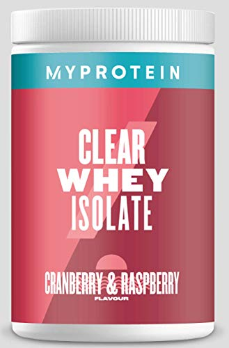 Myprotein Clear Whey Isolate 500g Cranberry & Raspberry