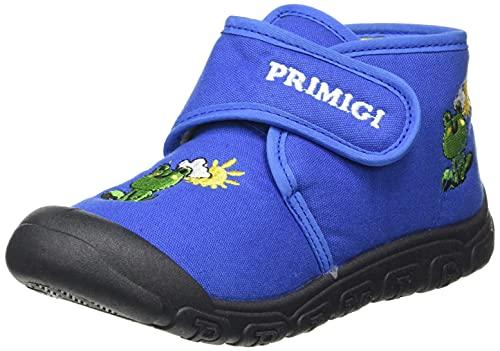 PRIMIGI PYS 84461, Scarpa per Neonati, Blu Reale, 23 EU