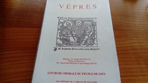 Vêpres (Liturgie chorale du peuple de Dieu)
