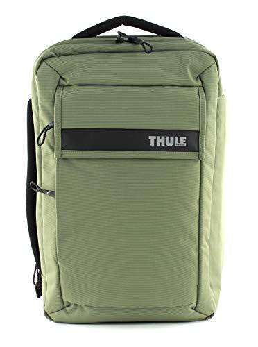 Thule Paramount Convertible Laptop Bag Bolso para Portátil, Unisex Adulto, Olivine, 15,6'