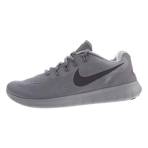 Nike Men's Running Training Shoes, Grey (Wolf Grey/Dark Grey-Pure Platinum 010), 40