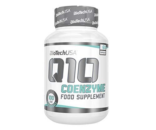 BioTechUSA Q10 Coenzyme, 100mg, 60 caps