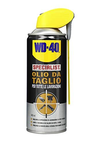 WD-40 Specialist - Olio da Taglio Spray con Sistema Doppia Posizione - 400 ml