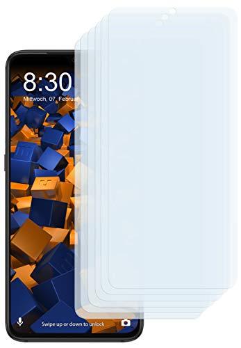 mumbi Schutzfolie kompatibel mit Xiaomi Mi 9 Folie klar, Bildschirmschutzfolie (6x)