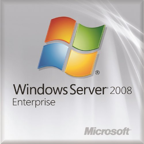 Systembuilder Windows Server Enterprise inkl. HyperV 2008 R2 64Bit x64 1pk DSP OEI DVD 1-8CPU 25 Clt [import allemand]