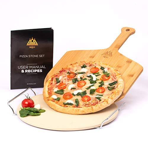 BKC Piedras para pizza
