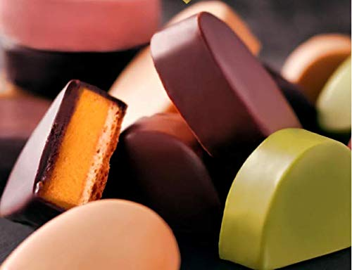 【Morin とろぽて 安納芋トリュフ 10個入り】 安納芋チョコ ギフト 人気 スイーツ プレゼント チョコレート スイートポテト