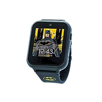 DC Comics Batman Touchscreen Interactive Smartwatch  Model  BAT4740