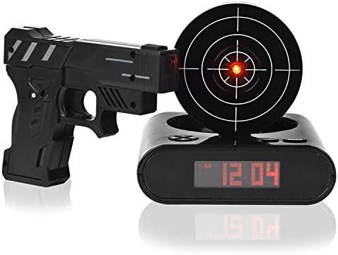 Top 10 Best gun alarm clock laser target