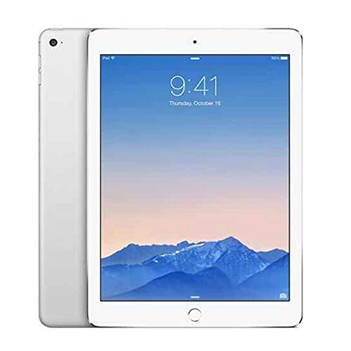 iPad Air 2 16Gb Argento WiFi Cellular 4G Retina 9.7
