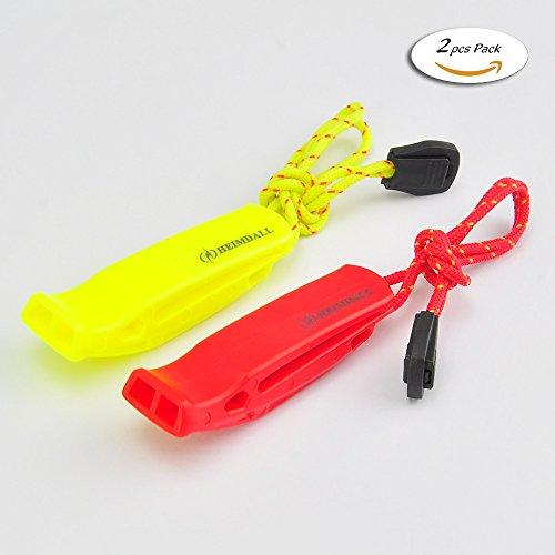 Heimdall Safety Whistle with Lanyard