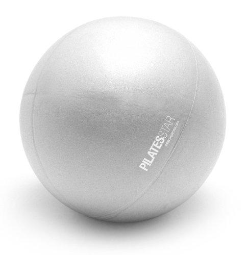 Yogistar Gymnastikball / Pilatesball - 23 cm - Weiss