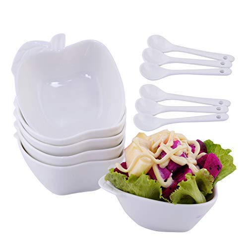 6 CT, 3.5 oz Porcelain Ramekins Serving Bowls Set $15.90 (50% Off)