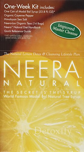 Neera Natural One Week Kit, The Improved Stanley Burroughs Master Clea.