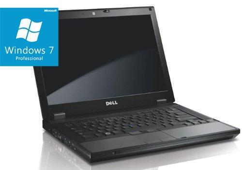 Dell E6410 Latitude - Portátil de 14.1' (Intel Core i5, 4 GB de RAM, 160 GB, nVIDIA NVS 3100M con 512 MB, Windows), Negro [Importado]