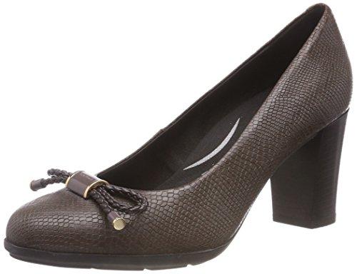 Geox Zapatos de Tacón ancho para Mujer