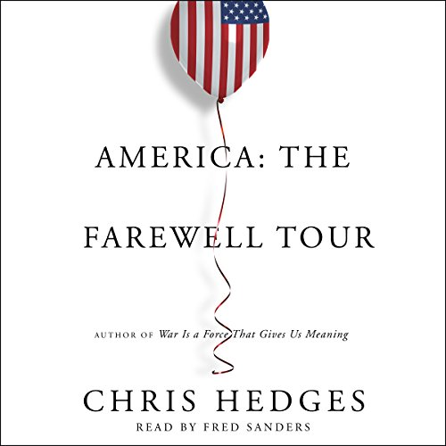 Page de couverture de America: The Farewell Tour
