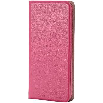 エレコム iPod touch 2015/レザー/横型フラップ/薄型/ピンク