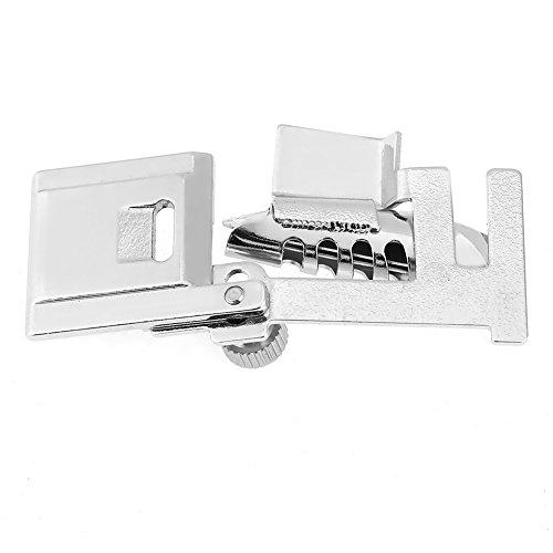 Prensatelas para encuadernación de cinta al bies se adapta a la tela de la máquina de coser doméstica, herramientas de coser para el hogar