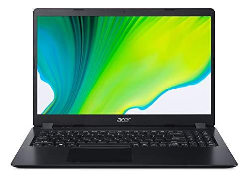 Acer Aspire 3 A315-42 15.6 Inch Laptop - (AMD Ryzen 3 3200U Mobile Processor, 4GB RAM, 128GB SSD, Full HD Display, Windows 10 in S Mode, Black)