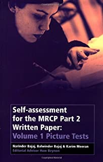 Self-assessment for the MRCP Part 2 Written Paper: Volume 1 Picture Tests (Vol 1)