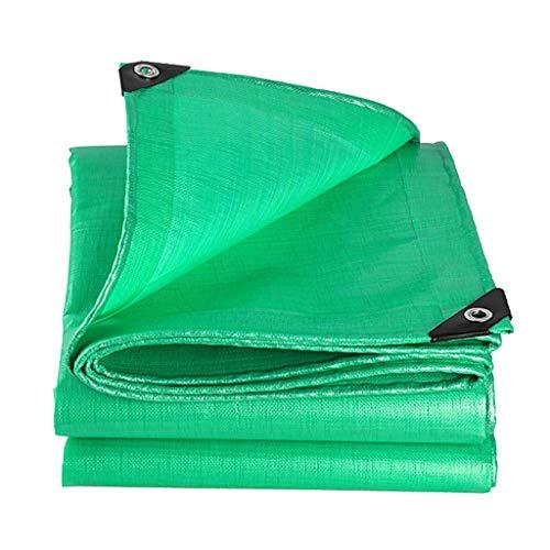 Huda, waterdicht dekzeil, uv-bestendig en bestand tegen verrotting, van polyethyleen, geschikt voor vrijetijdsmeubels, tenten, camping, hout en zwembaden