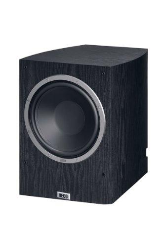 HECO Victa Prime basreflex luidspreker Victa Prime Sub 252 zwart
