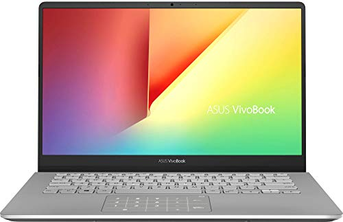 ASUS VivoBook S14 S430FA-EB061 - Portátil de 14' FullHD (Intel Core i5-8265U, 8 GB RAM, 256GB SSD, Intel UHD Graphics 620, sin sistema operativo) Gris - Teclado QWERTY Español