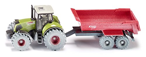 Siku 3542 - Traktor mit Muldenkipper