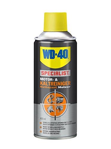 WD-40 Specialist Motor und Kaltreiniger, 400ml, 1 Stück, 49164