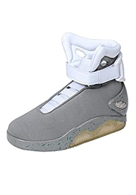 Back to the Future 2 Light Up Shoes Universal Studios Officially Licensed Size 6 from Fun Costumes