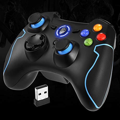 EasySMX PS3 Gamepad Gaming Joystick Gamer Controller für Windows XP, Vista, Windows 7, 8, 8.1, 10