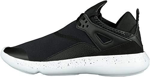 Nike Jordan Fly 89 BG Black Black White Sneaker EU38,5