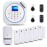 Best DIY Alarm Systems - App Controlled 2.4Ghz WiFi GSM Home Security Alarm Review