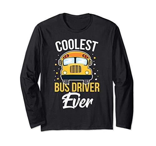 El mejor conductor de autobús de la historia de la escuela. Manga Larga